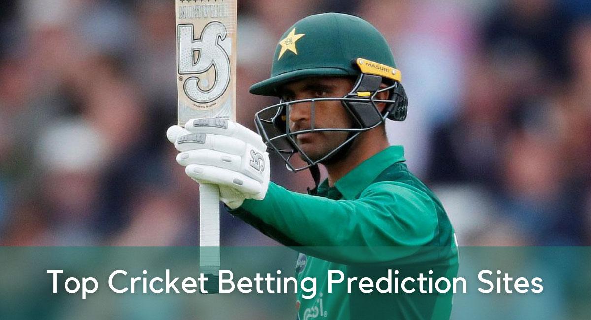 Cricket prediction site