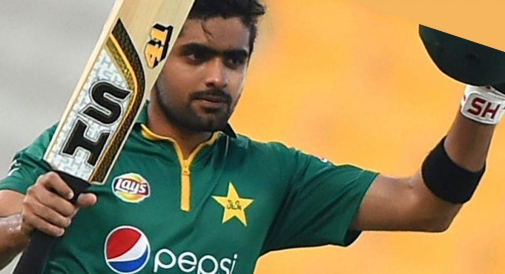Babar Azam is cricket player