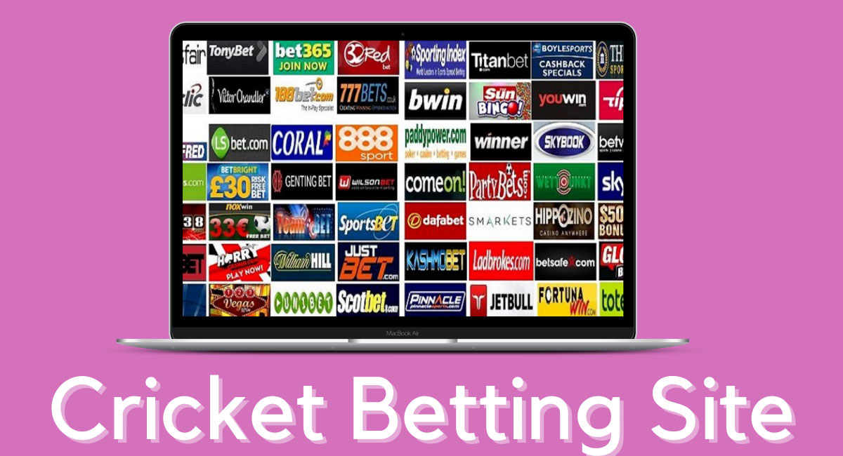 Online cricket betting and site selection