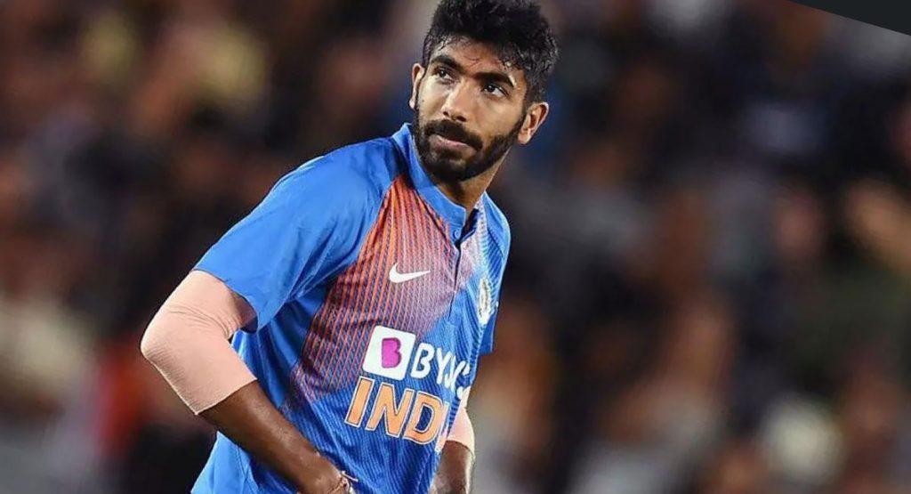 Indian cricket teams is Jasprit Bumrah