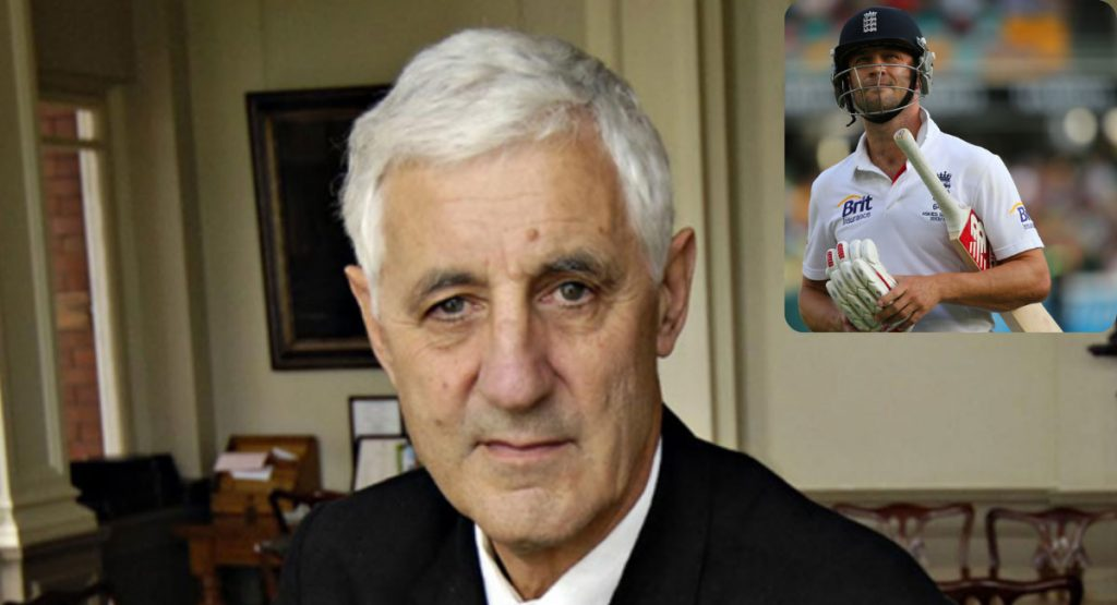 Mike Brearley cricket captains