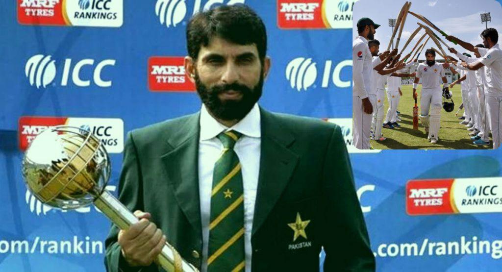 Misbah UI Haq cricket captains