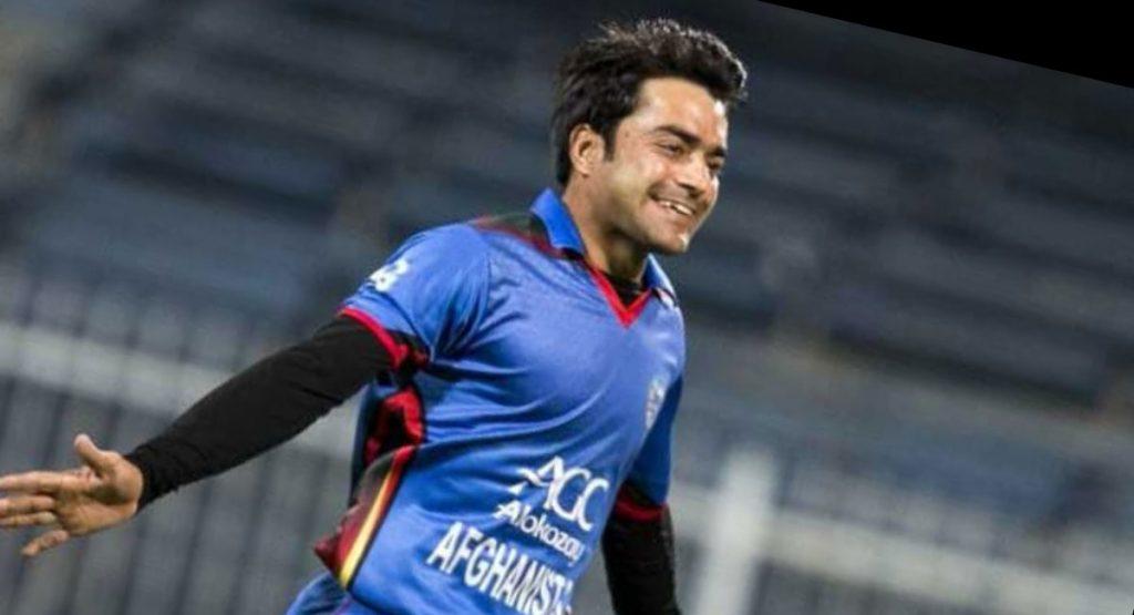 Rashid Khan players engaged in cricket