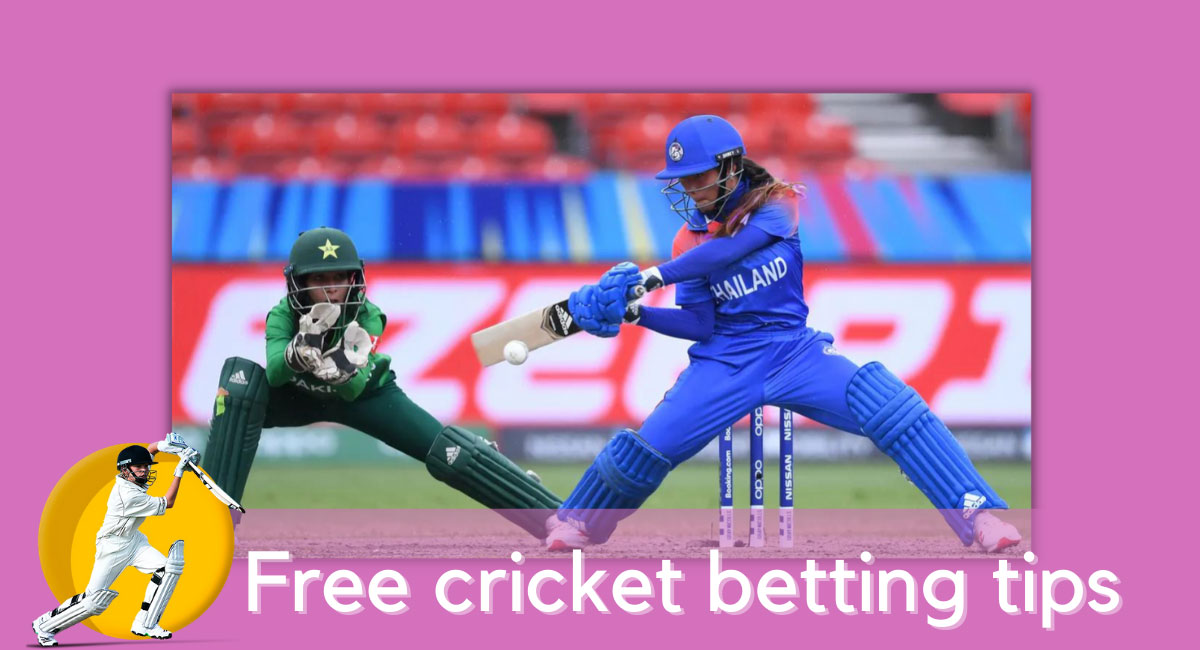 Cricket and betting tips