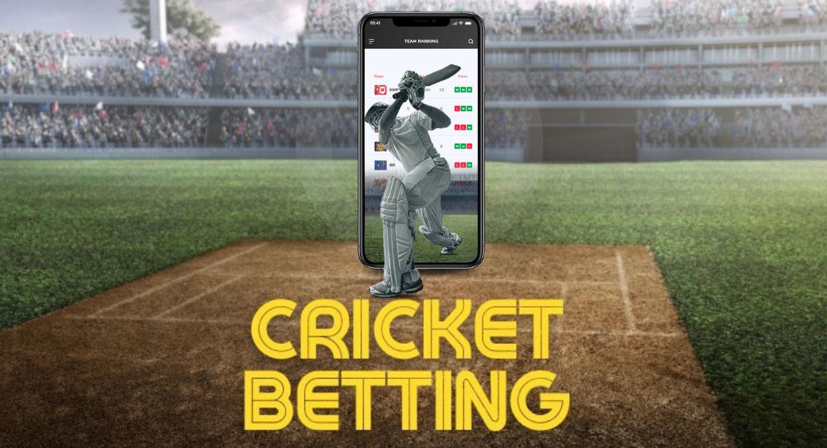 Popular cricket betting apps